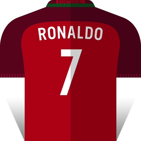 Team Portugal sticker