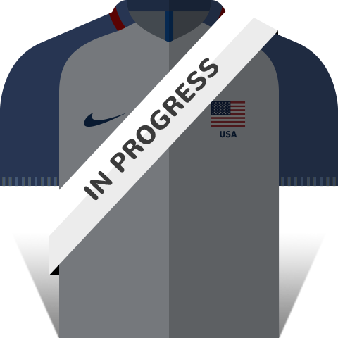 Team USA in progress